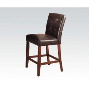 "Bycast Counter H. Chair 24""s.h"