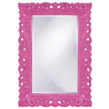 Barcelona Mirror - Glossy Hot Pink