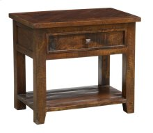 Melbourne 1 Dwr Nightstand