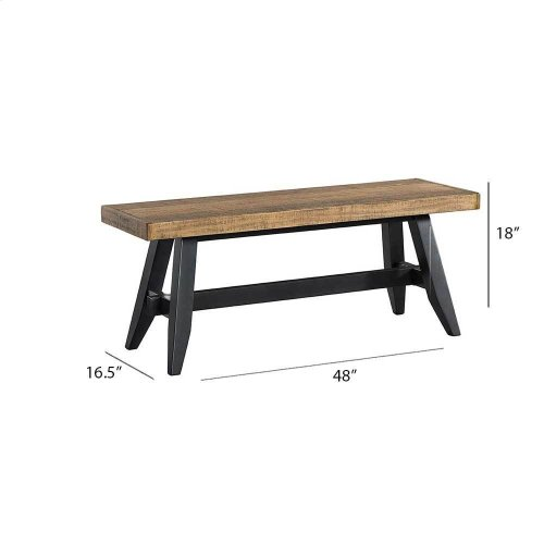 Urban Rustic Dining Bench