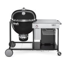 SUMMIT® CHARCOAL GRILLING CENTER - 24 INCH BLACK