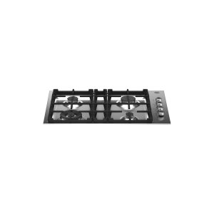 Bertazzoni30 Drop-in Gas Cooktop 4 burners Stainless Steel