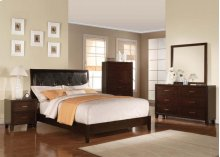 Kit - Cappuccino Cal King Bed