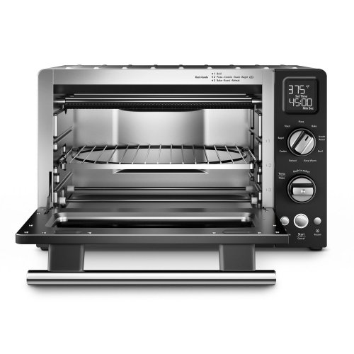 "12"" Convection Digital Countertop Oven Onyx Black"