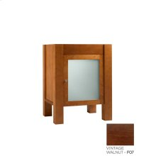 "Devon 23"" Bathroom Vanity Base Cabinet in Vintage Walnut"