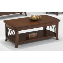 Cathedral Cocktail Table