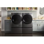 Whirlpool 4.5 cu. ft. Closet-Depth Front Load Washer with Load & Go XL Dispenser