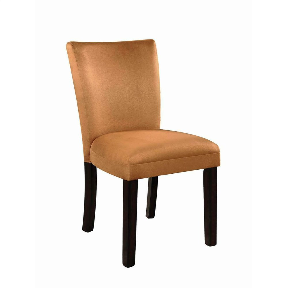 Parson Gold Dining Chair