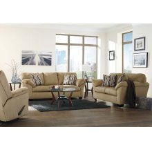 Ashley 18201 Aluria - Mocha Living room set Houston Texas USA Aztec Furniture