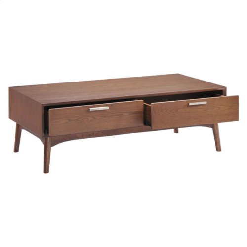 Design District Coffee Table Walnut
