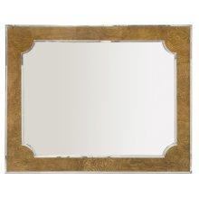 Soho Luxe Mirror in Dark Caramel (368)
