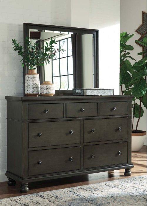 Devensted - Dark Gray 2 Piece Bedroom Set