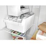 Amana 28-Inch Top-Freezer Refrigerator With Gallon Door Storage Bins Black
