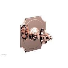 "COURONNE 1/2"" Mini Thermostatic Shower Trim 4-472 - Polished Copper"
