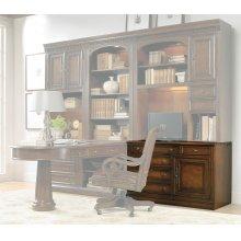 Home Office European Renaissance II Computer Credenza Desk