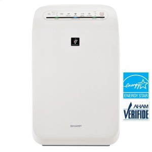 SharpSharp True HEPA Air Purifier with Plasmacluster® Ion Technology for Medium Rooms