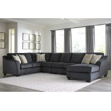 Eltmann III Sectional Right