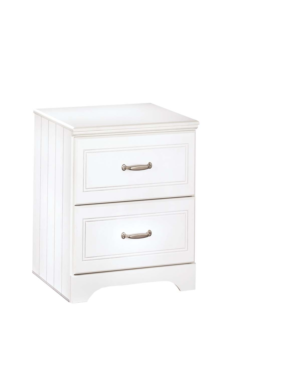 B10292 Ashley Signature Design By Ashley Two Drawer Night Stand