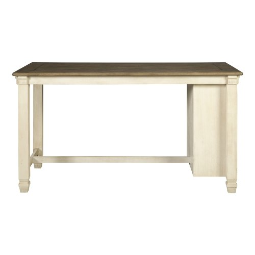 RECT Dining Room Counter Table