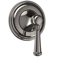 Vivian Two-way Diverter Trim - Lever Handle - Polished Nickel