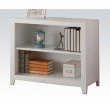 White Bookshelf