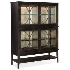 Hooker FurnitureDining Room Curvee Display Cabinet