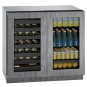"36"" Beverage Center With Integrated Frame Finish (115 V/60 Hz Volts /60 Hz Hz)"