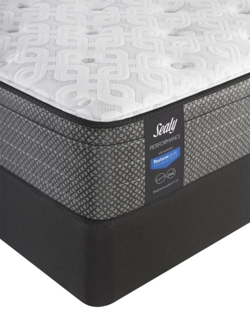 Response - Performance Collection - H3 - Cushion Firm - Faux Pillow Top - Split Queen