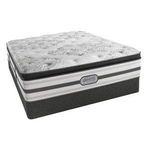 SimmonsBeautyrest - Platinum - Hybrid - Gabriella - Plush - Pillow Top - Cal King