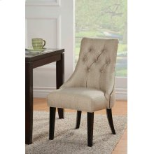 Harris Traditional Sand Accent Chair