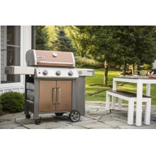 GENESIS II E-315 Gas Grill Copper LP