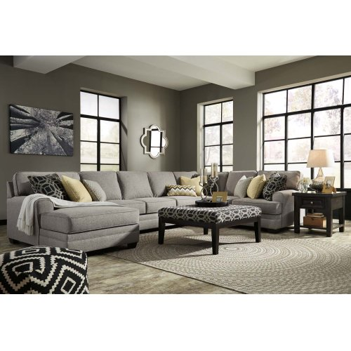 Cresson IV Sectional Left