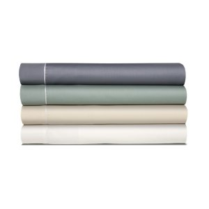 Combed Cotton 260 Thread Count Pillow Cases - Queen