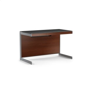 Bdi FurnitureCompact Desk 6003 in Chocolate Stained Walnut