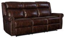 Living Room Esme Power Recliner Sofa w/ Power Headrest