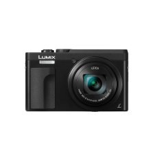 LUMIX 20.3 Megapixel, 4K Digital Camera, Touch Enabled 3-inch 180 Degree Flip-front Display, 30X LEICA DC VARIO-ELMAR Lens - Black