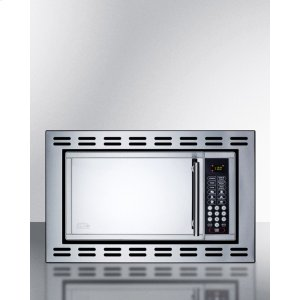 Built-in Microwave Oven for Enclosed Installation -