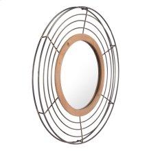 Tron Mirror Antique