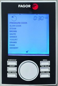 LUX™ LCD Multicooker