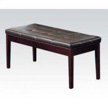 Walnut Bench W/ESP.PU(FOR 7058