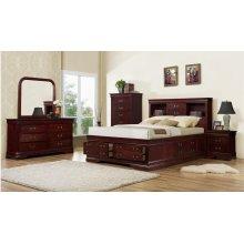 329 Renaissance Brown Dresser