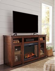 Harpan - Reddish Brown 2 Piece Entertainment Set Product Image
