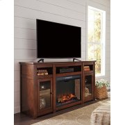 Harpan - Reddish Brown 2 Piece Entertainment Set Product Image