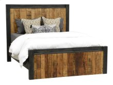 Renovation Panel Bed Cal King