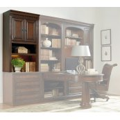 Home Office European Renaissance II Door Hutch