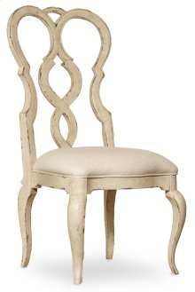 Dining Room Auberose Upholstered Splatback Side Chair