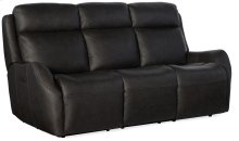 Living Room Sandovol Power Recliner Sofa w/ Pwr Headrest