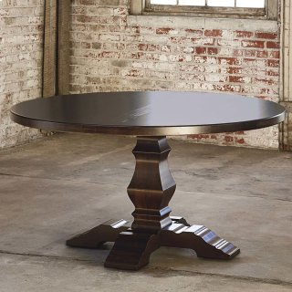 """Bench*Made Maple 54"""" Tavern Table"""