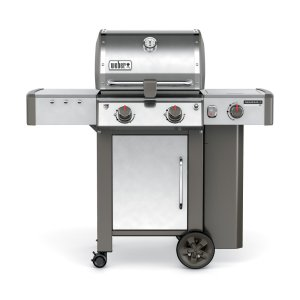 WeberGenesis II LX S-240 Gas Grill Stainless Steel Natural Gas