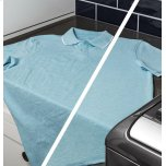 GE ®7.4 Cu. Ft. Capacity Aluminized Alloy Drum Electric Dryer With Sanitize Cycle And He Sensor Dry